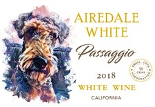 2018 Airedale White