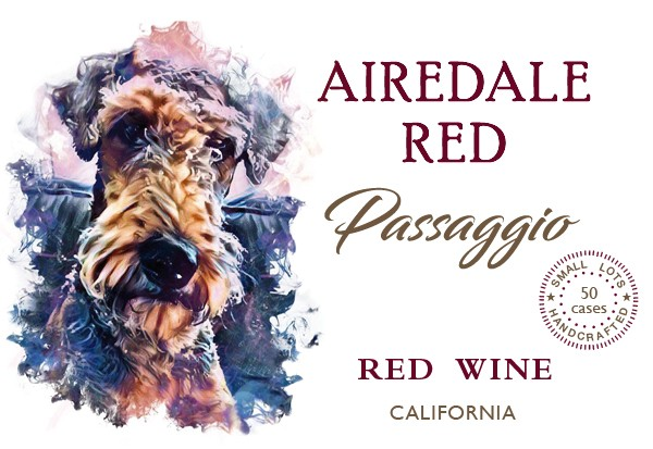 Airedale Red
